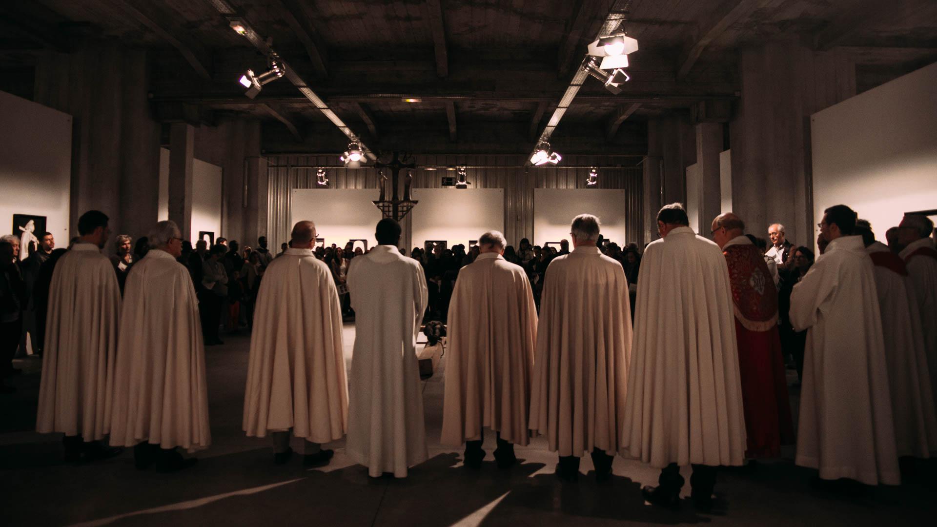 CHEMIN CROIX CENTRE 19 centre art sacré de lille cathédrale notre dame de la treille-36
