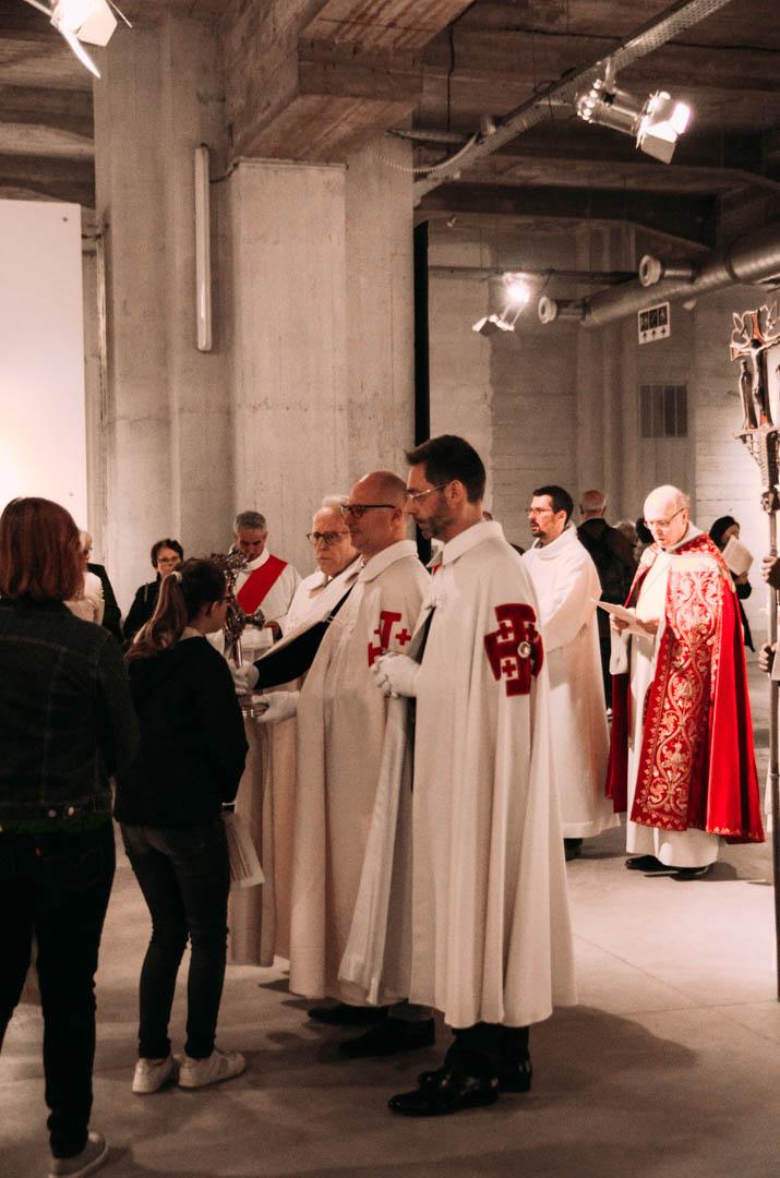 CHEMIN CROIX CENTRE 19 centre art sacré de lille cathédrale notre dame de la treille-38