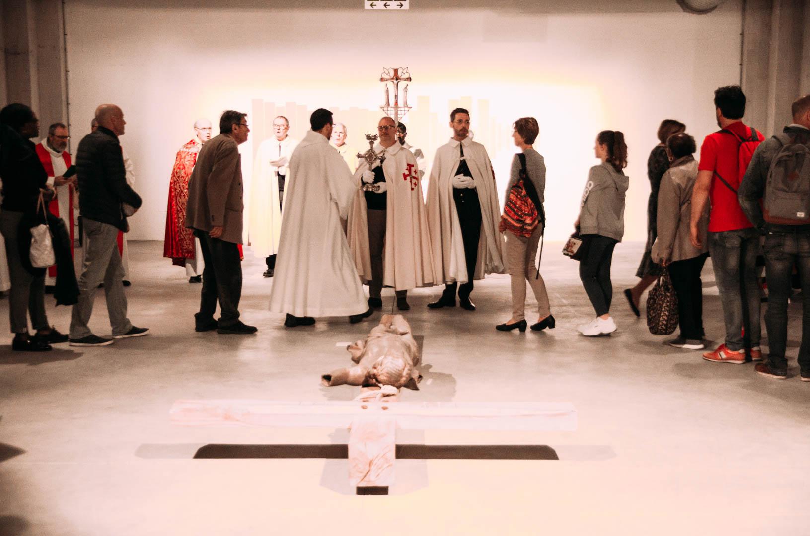 CHEMIN CROIX CENTRE 19 centre art sacré de lille cathédrale notre dame de la treille-39