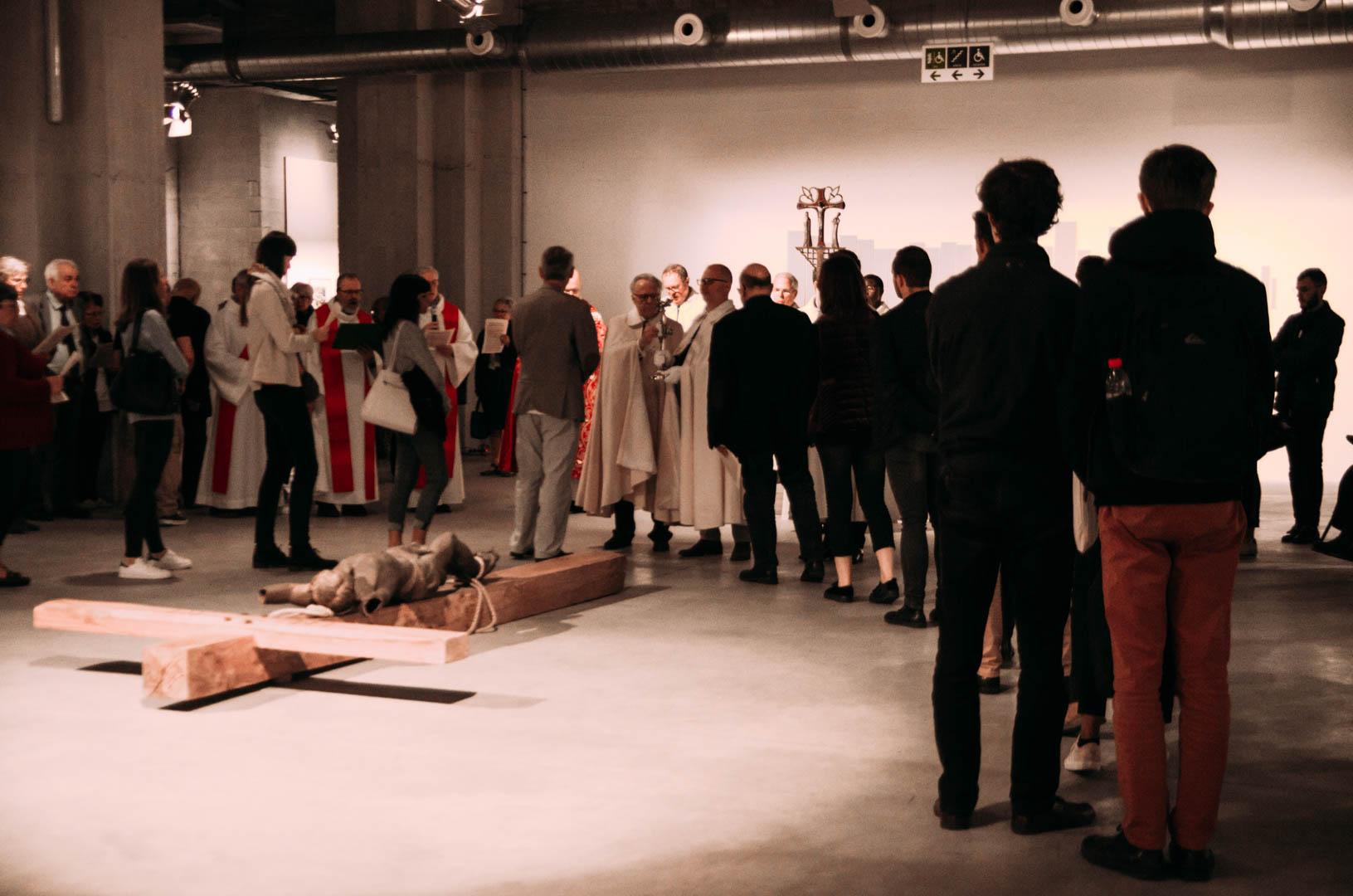 CHEMIN CROIX CENTRE 19 centre art sacré de lille cathédrale notre dame de la treille-44
