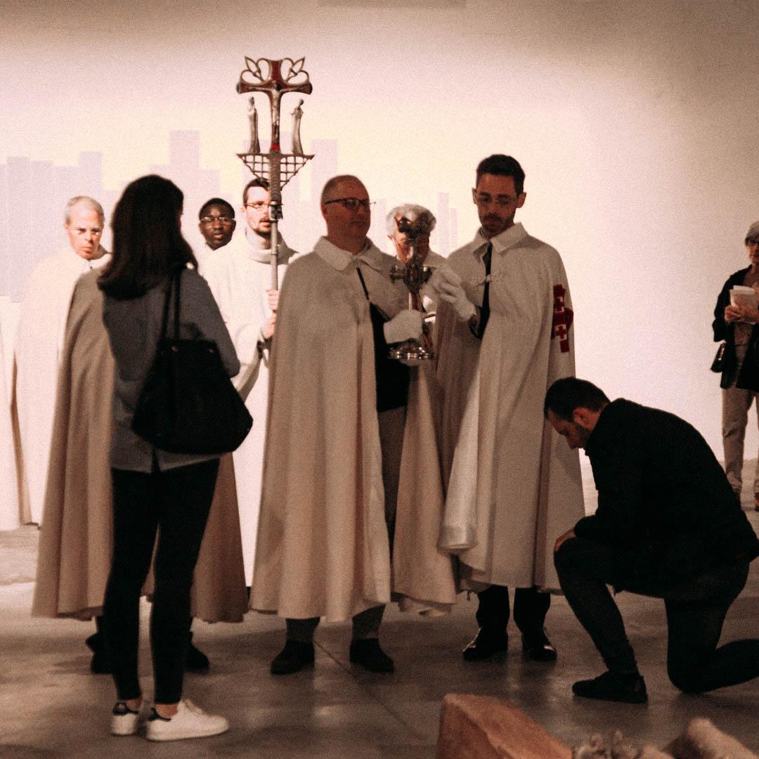 CHEMIN CROIX CENTRE 19 centre art sacré de lille cathédrale notre dame de la treille-45
