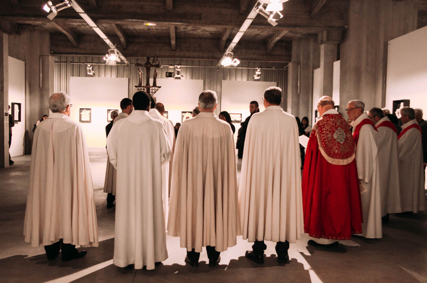 CHEMIN CROIX CENTRE 19 centre art sacré de lille cathédrale notre dame de la treille