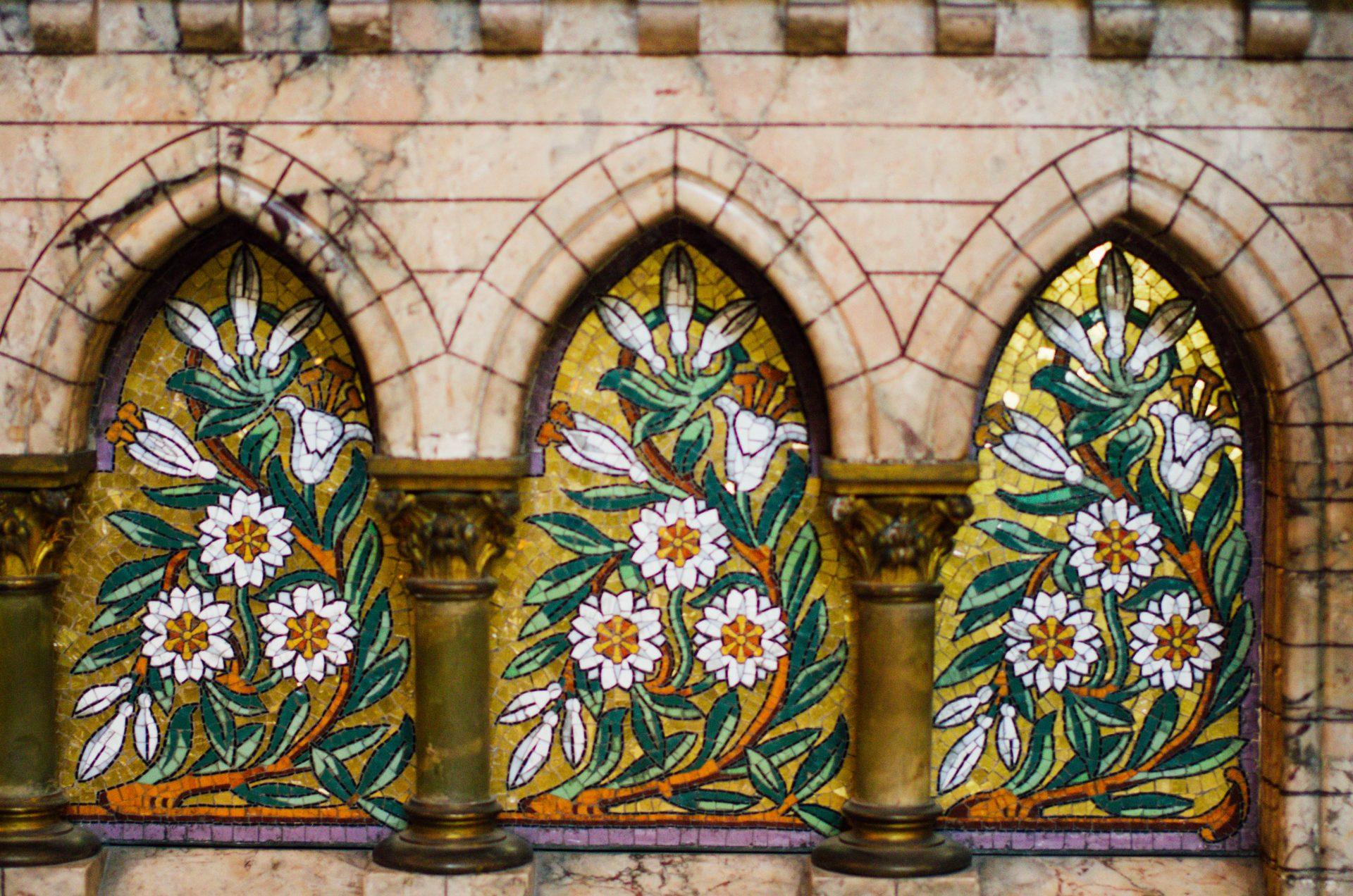 autel chapelle jeanne d'arc cathédrale notre dame de la treille lille 6091