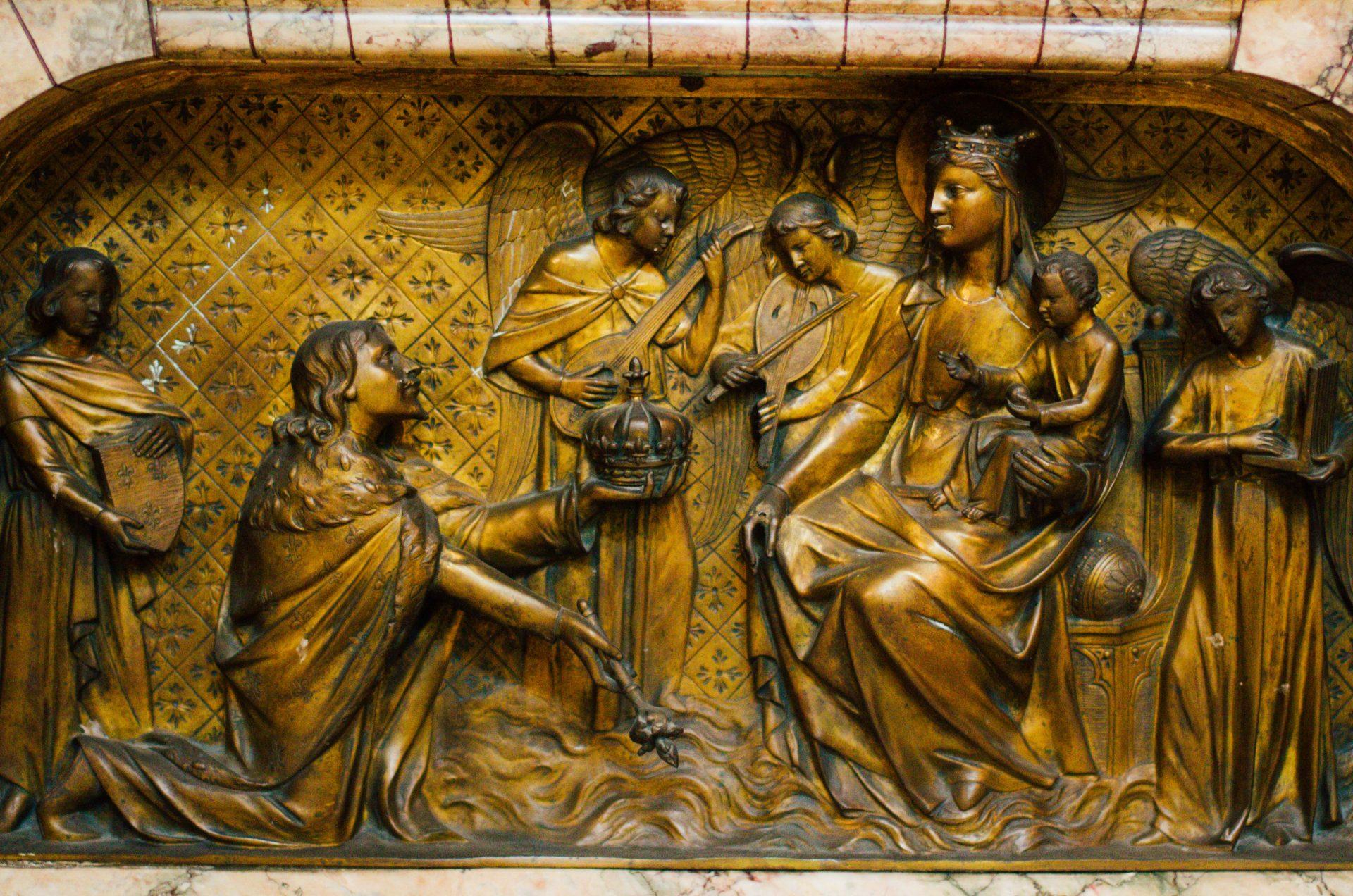 autel chapelle jeanne d'arc cathédrale notre dame de la treille lille 6093