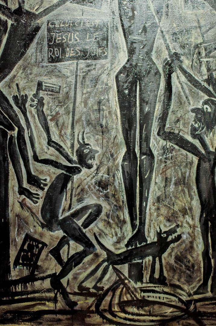 centre d'art sacre de lille crucifixions cathedrale notre dame de la treille 6053