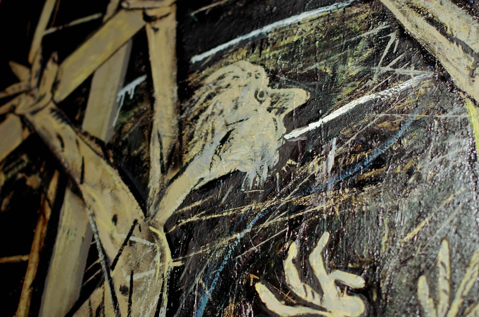centre d'art sacre de lille crucifixions cathedrale notre dame de la treille 6057