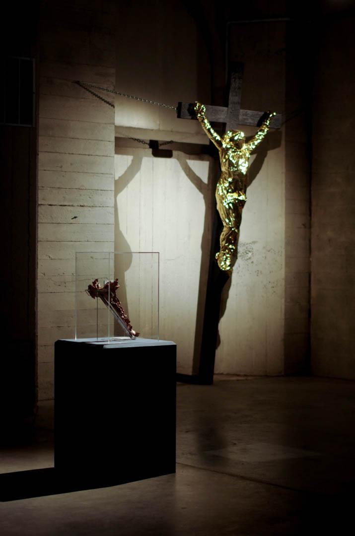 centre d'art sacre de lille crucifixions cathedrale notre dame de la treille 6062