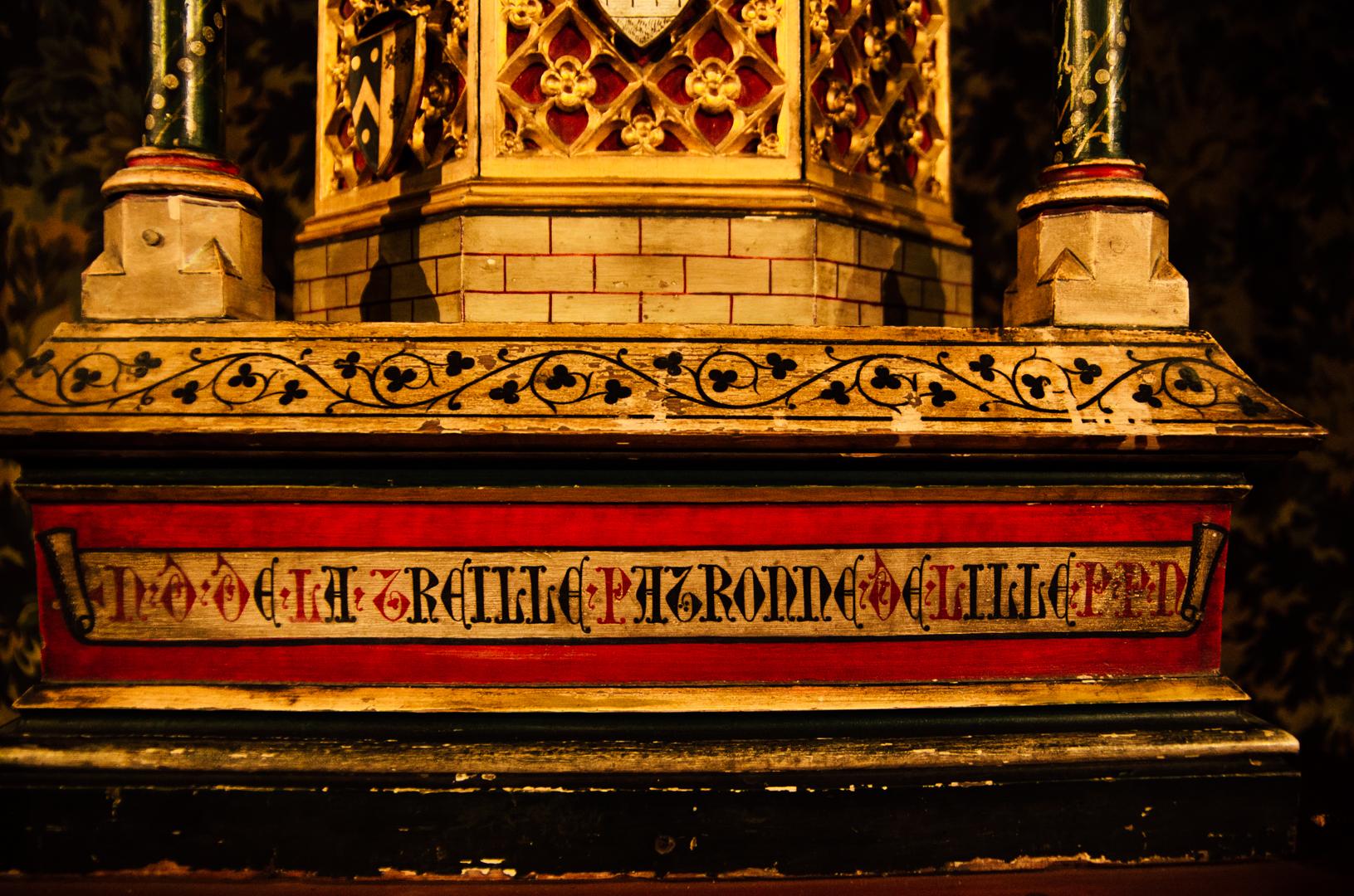 chapelle capitulaire cathedrale notre dame de la treille 39