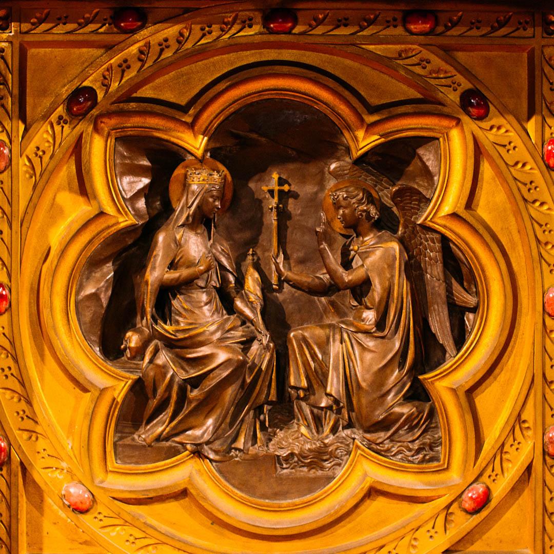 chapelle du sacré coeur de jésus cathédrale notre dame de la treille lille -11