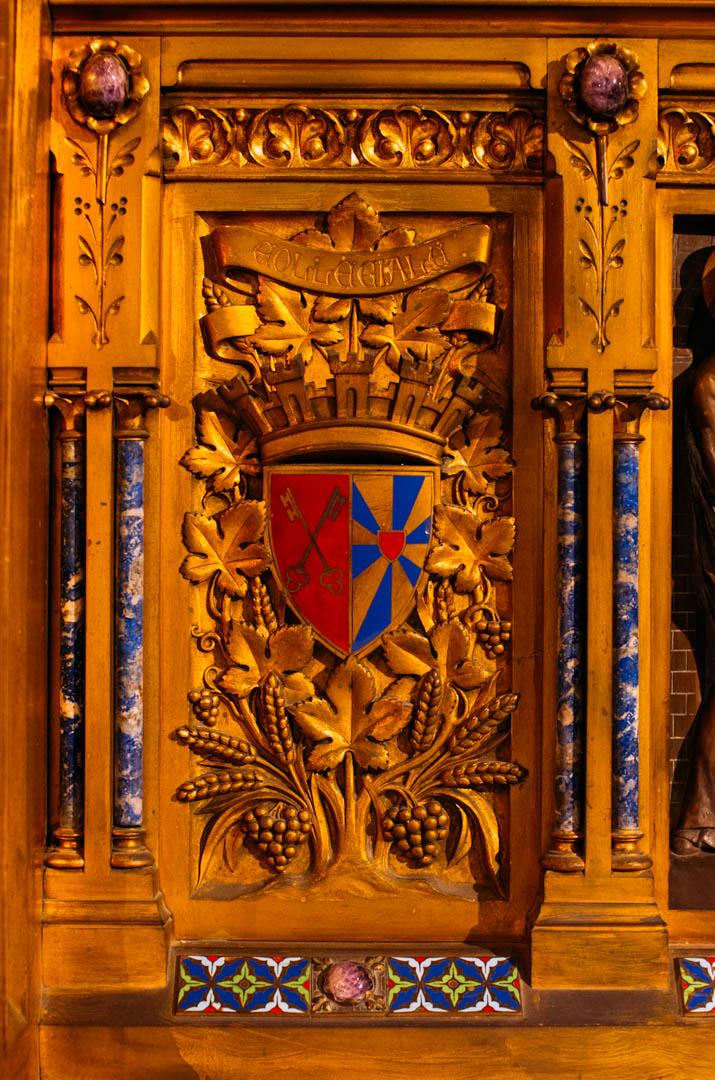 chapelle du sacré coeur de jésus cathédrale notre dame de la treille lille -17
