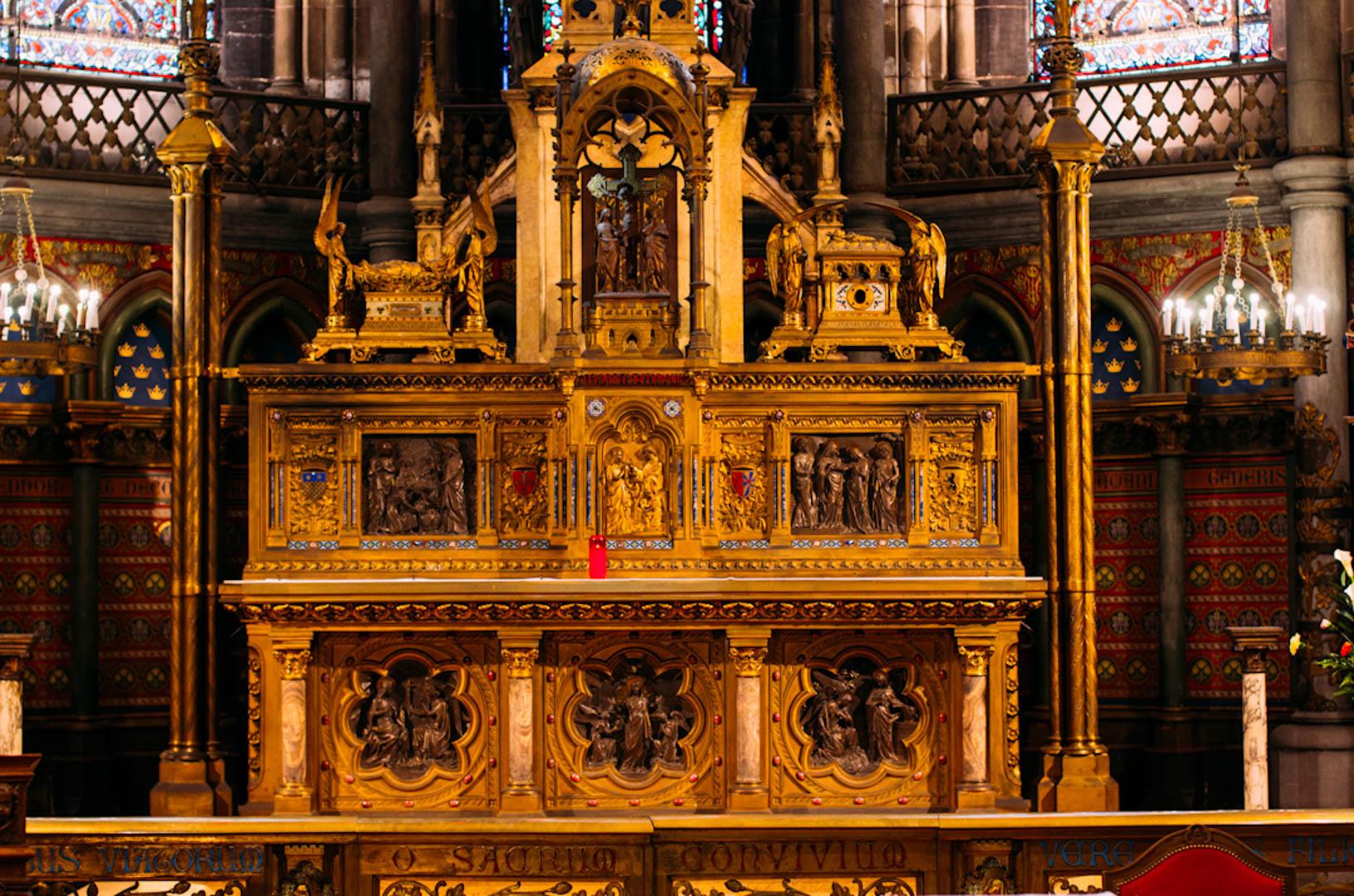 chapelle du sacré coeur de jésus cathédrale notre dame de la treille lille -26