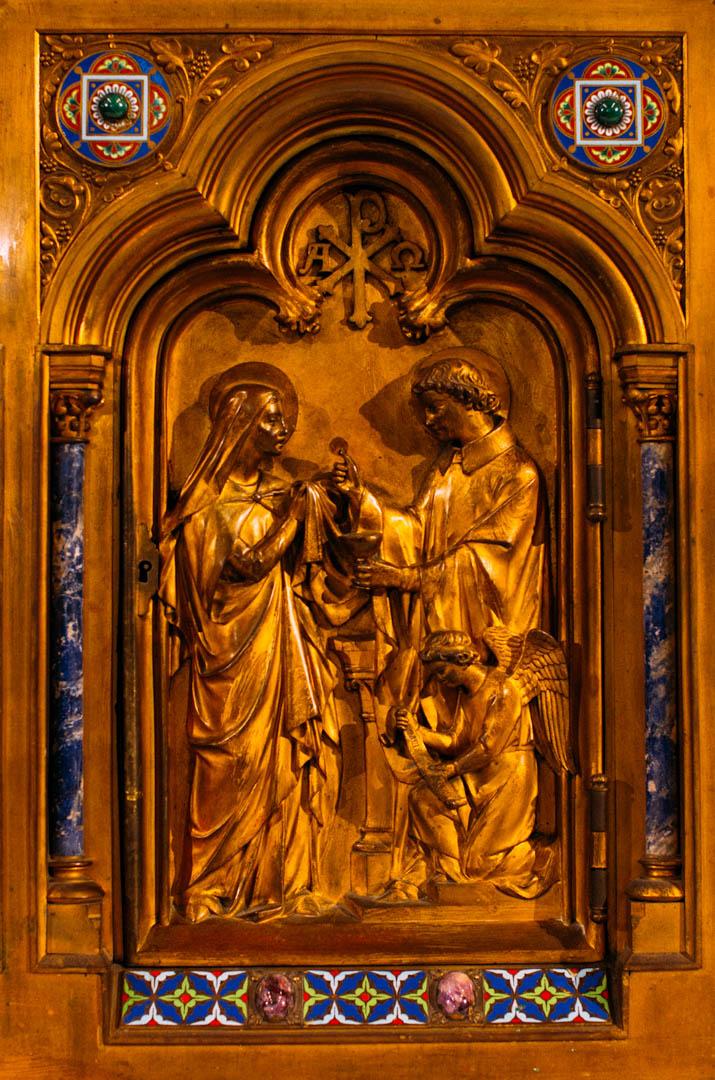 chapelle du sacré coeur de jésus cathédrale notre dame de la treille lille-34
