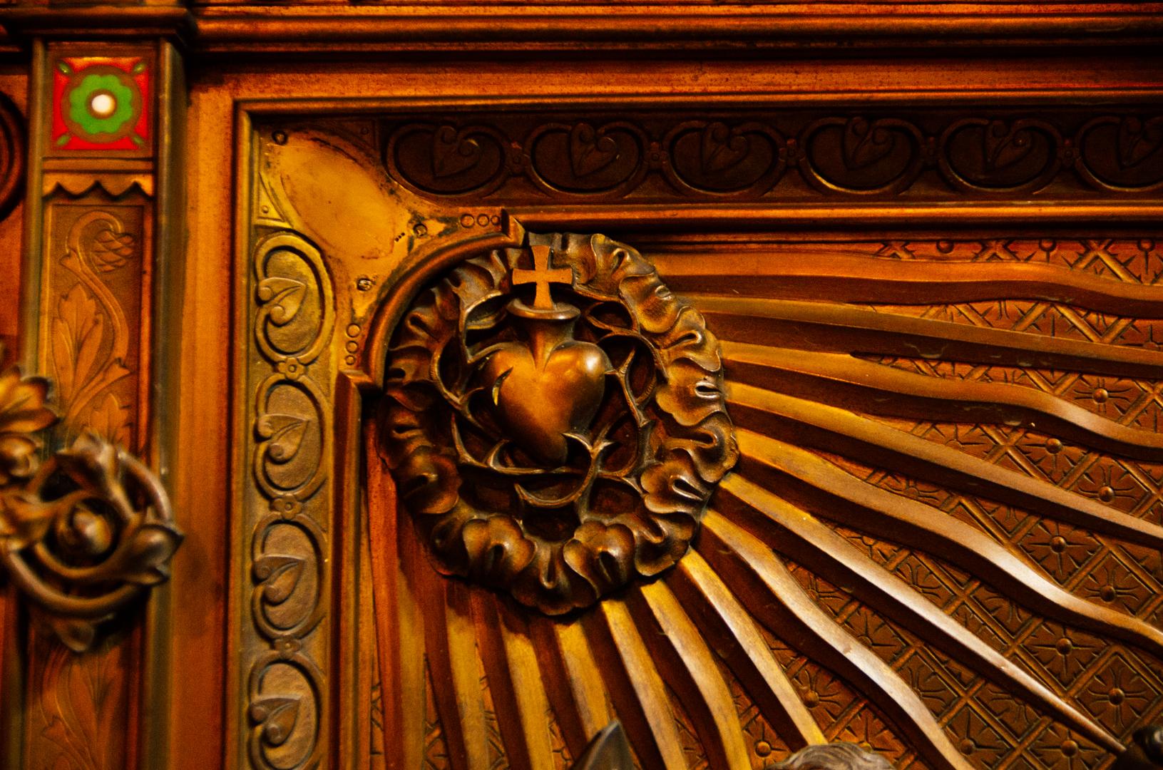 chapelle du sacre coeur tabernacle cathedrale notre dame de la treille lille 22452