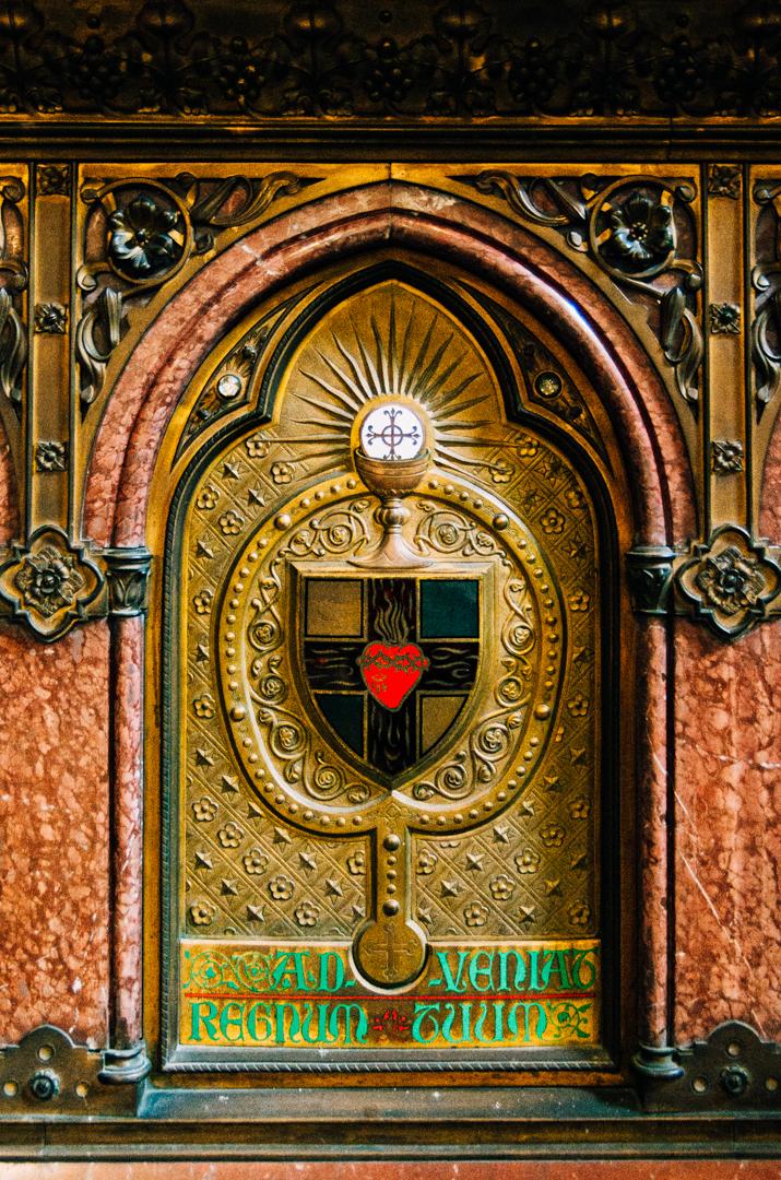 chapelle du sacre coeur tabernacle cathedrale notre dame de la treille lille 5