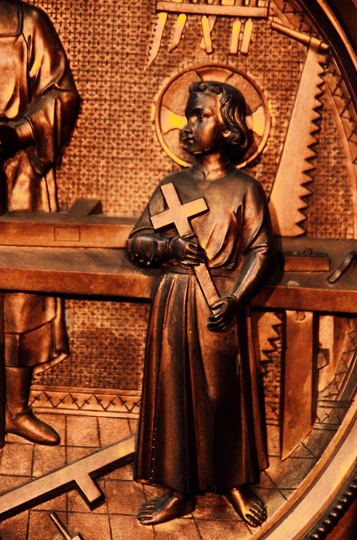 chapelle saint joseph cathedrale notre dame de la treille lille tabernacle 2406
