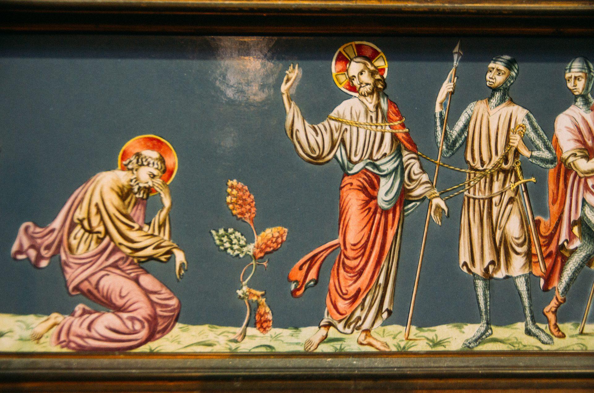 chapelle saint pierre autel cathedrale notre dame de la treille lille