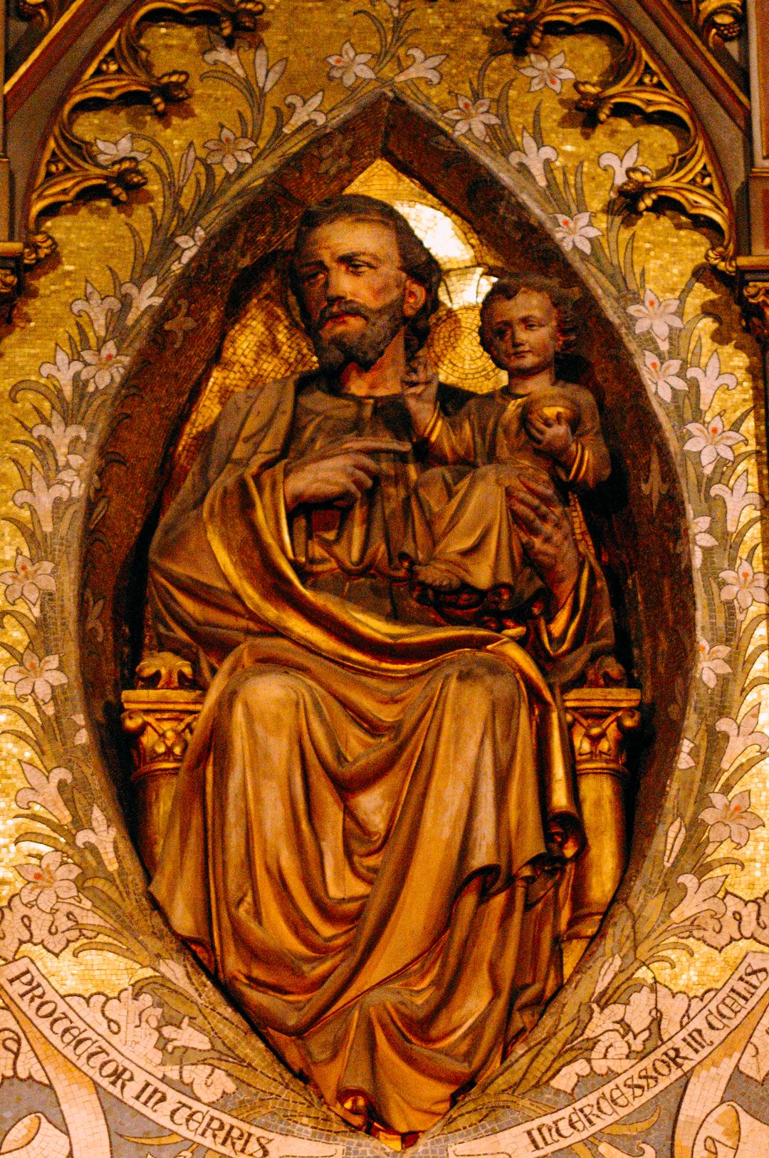 chapelle st joseph cathédrale notre dame de la treille lille -4
