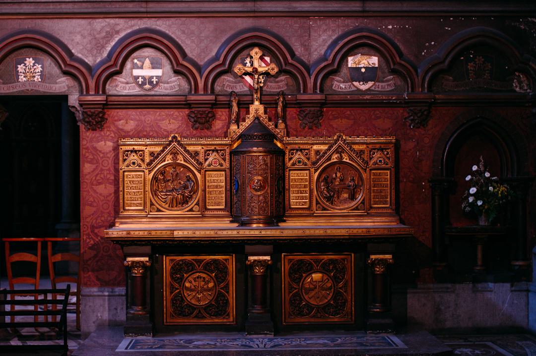 chapelle st joseph cathédrale notre dame de la treille lille