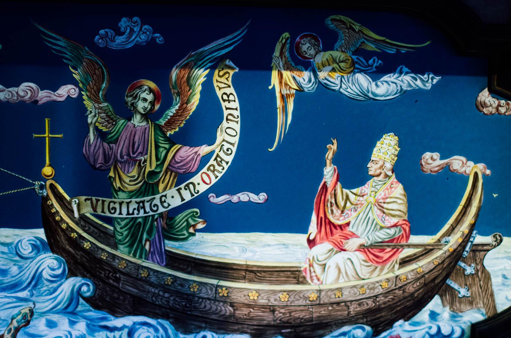 chapelle st pierre cathédrale notre dame de la treille lille 6170