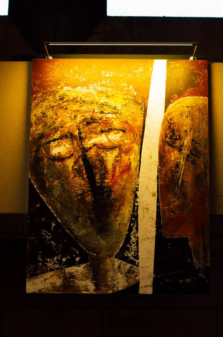 chemin de croix jean luc bonduau cathédrale notre dame de la treille lille 6153