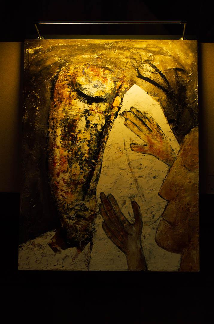 chemin de croix jean luc bonduau cathédrale notre dame de la treille lille 6155
