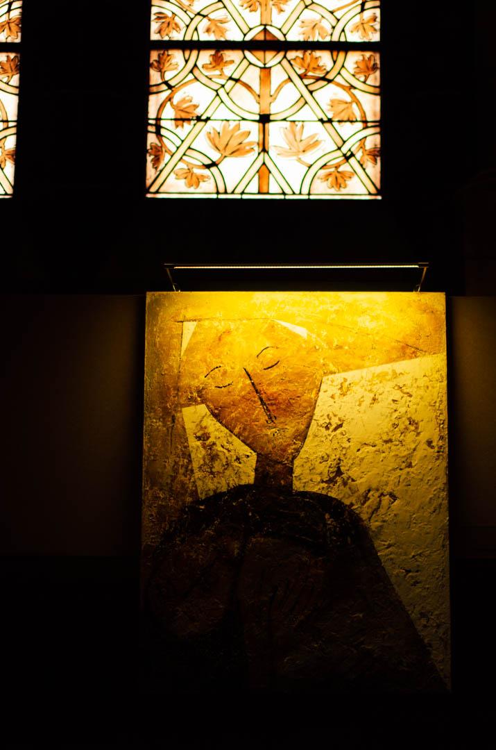 chemin de croix jean luc bonduau cathédrale notre dame de la treille lille 6162