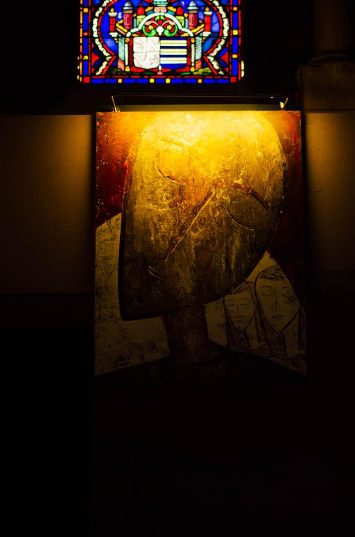 chemin de croix jean luc bonduau cathédrale notre dame de la treille lille 6164