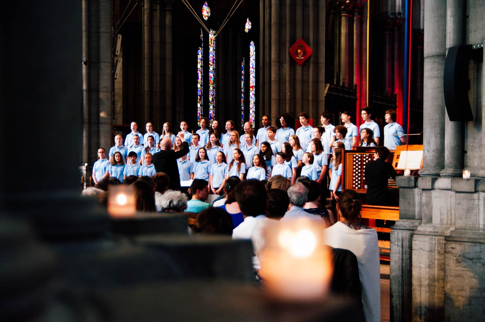 chorales estivales de la treille cathedrale notre dame de la treille 31