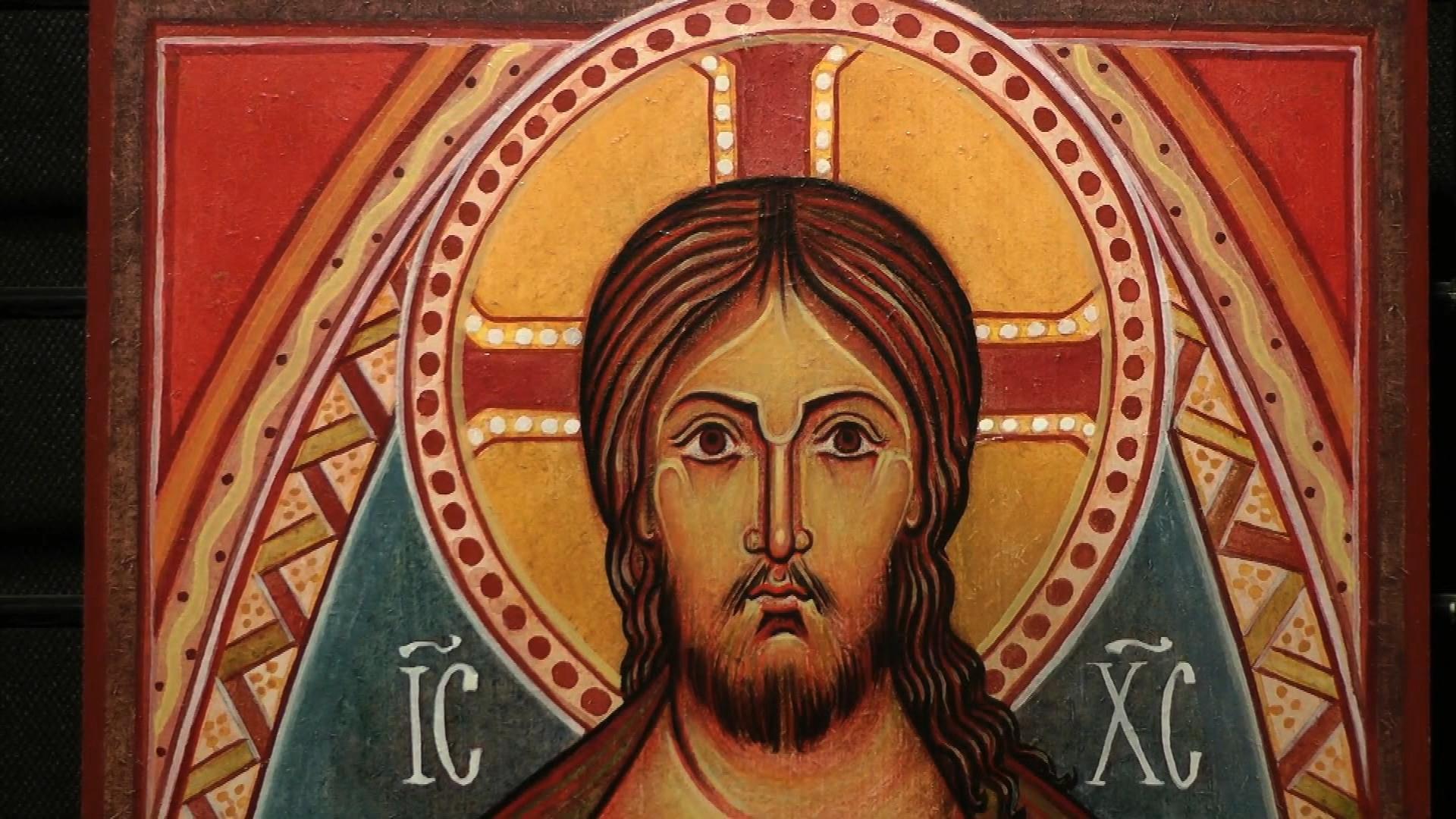 exposition icones christian compain cathedrale notre dame de la treille 130
