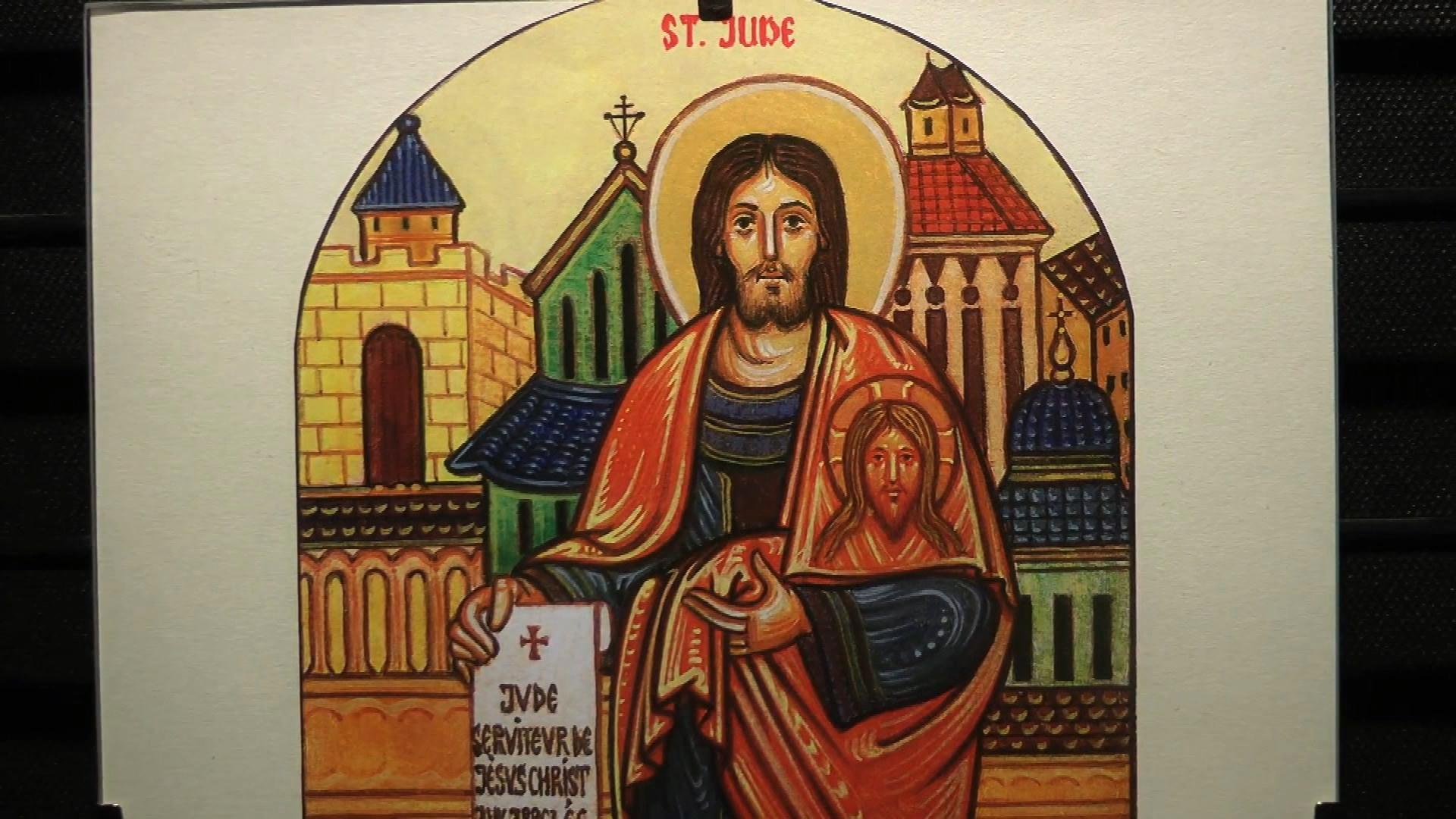 exposition icones christian compain cathedrale notre dame de la treille 200