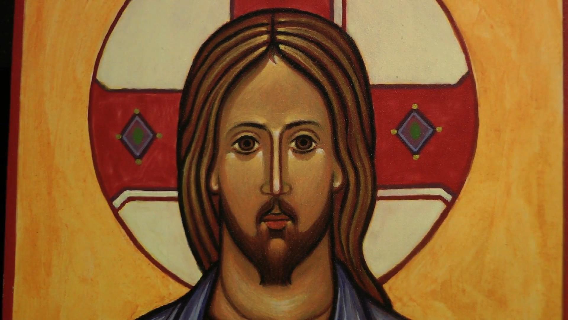 exposition icones christian compain cathedrale notre dame de la treille 500