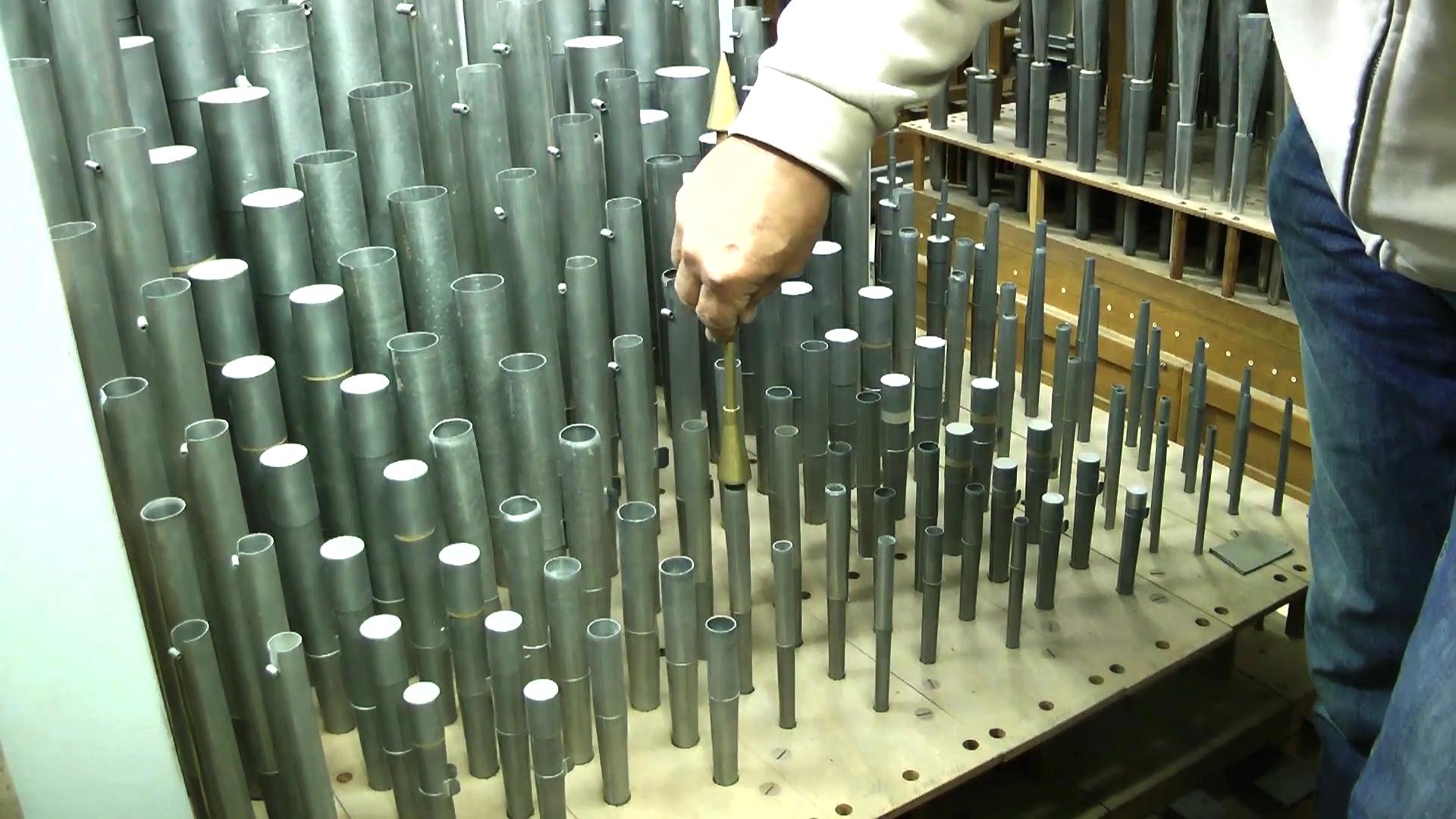 grandes orgues Danion – Gonzalez cathedrale notre dame de la treille 1010