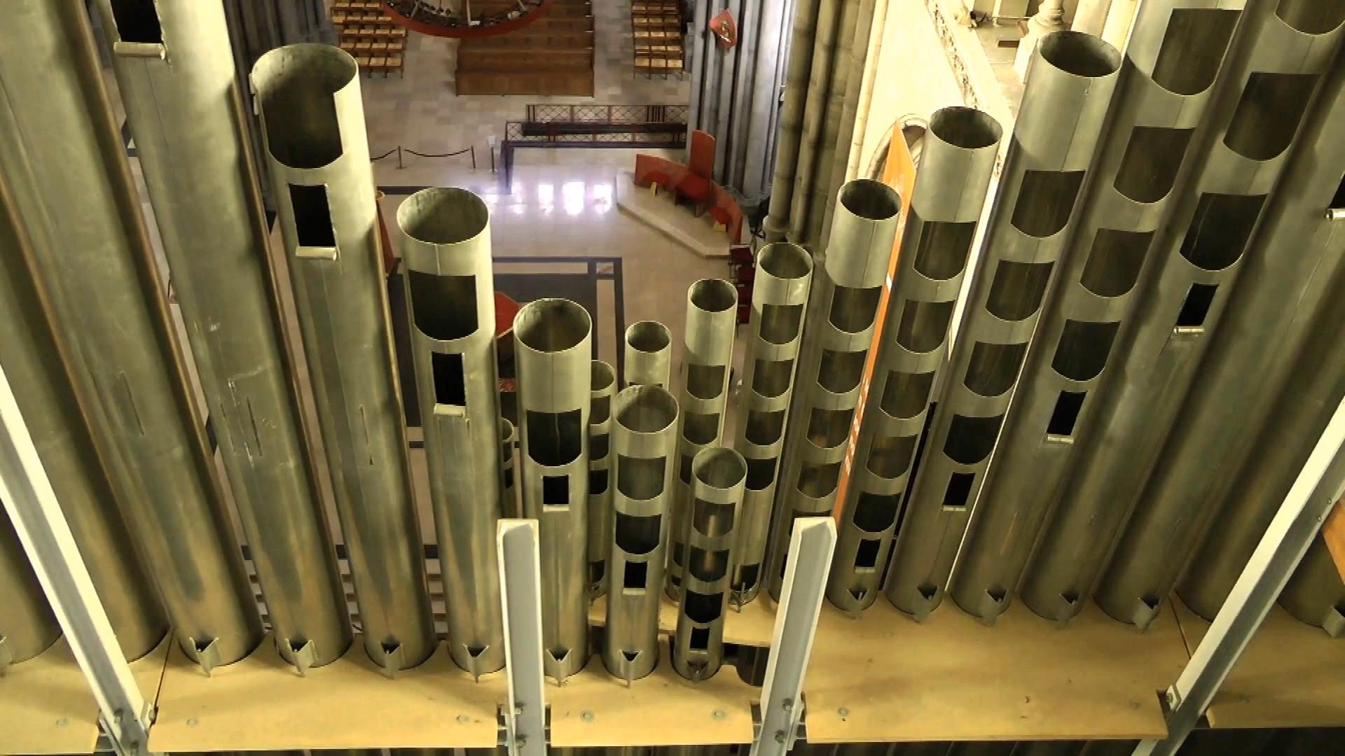 grandes orgues Danion – Gonzalez cathedrale notre dame de la treille 10