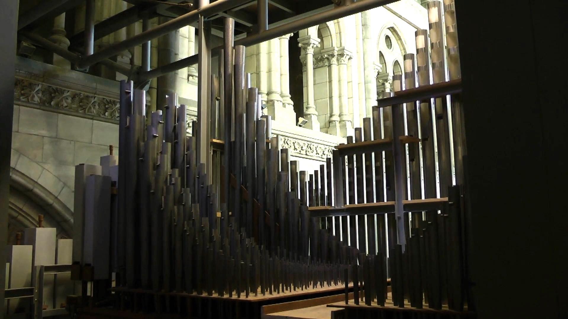 grandes orgues Danion – Gonzalez cathedrale notre dame de la treille 300