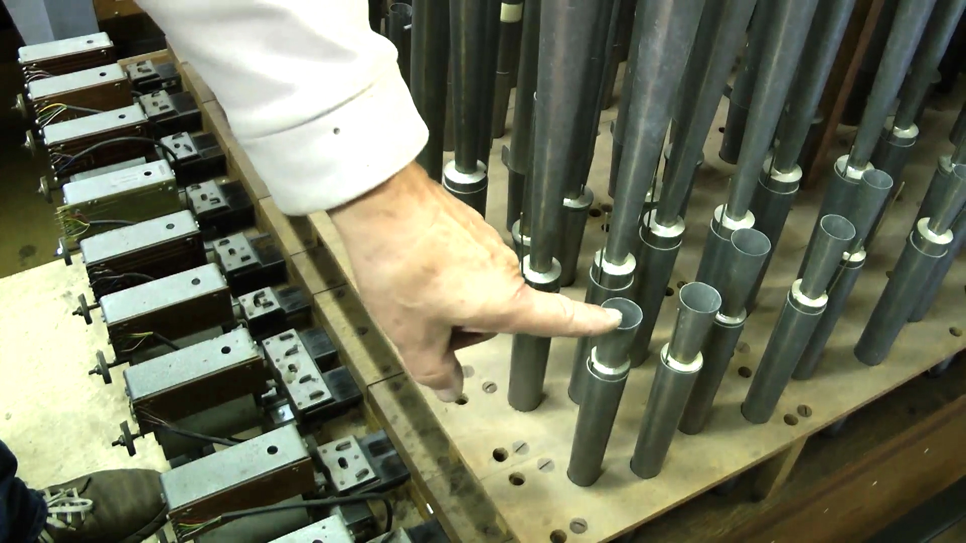 grandes orgues Danion – Gonzalez cathedrale notre dame de la treille 32