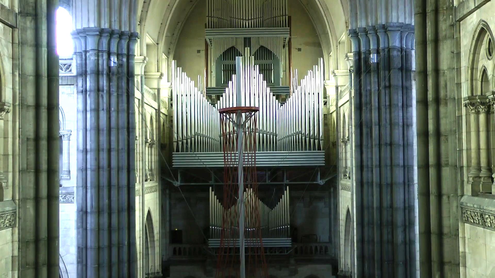 grandes orgues Danion – Gonzalez cathedrale notre dame de la treille 32200
