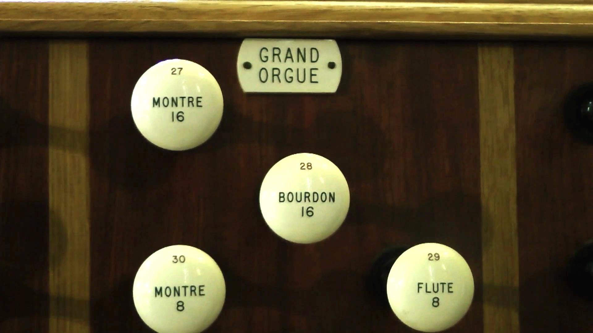 grandes orgues Danion – Gonzalez cathedrale notre dame de la treille 60