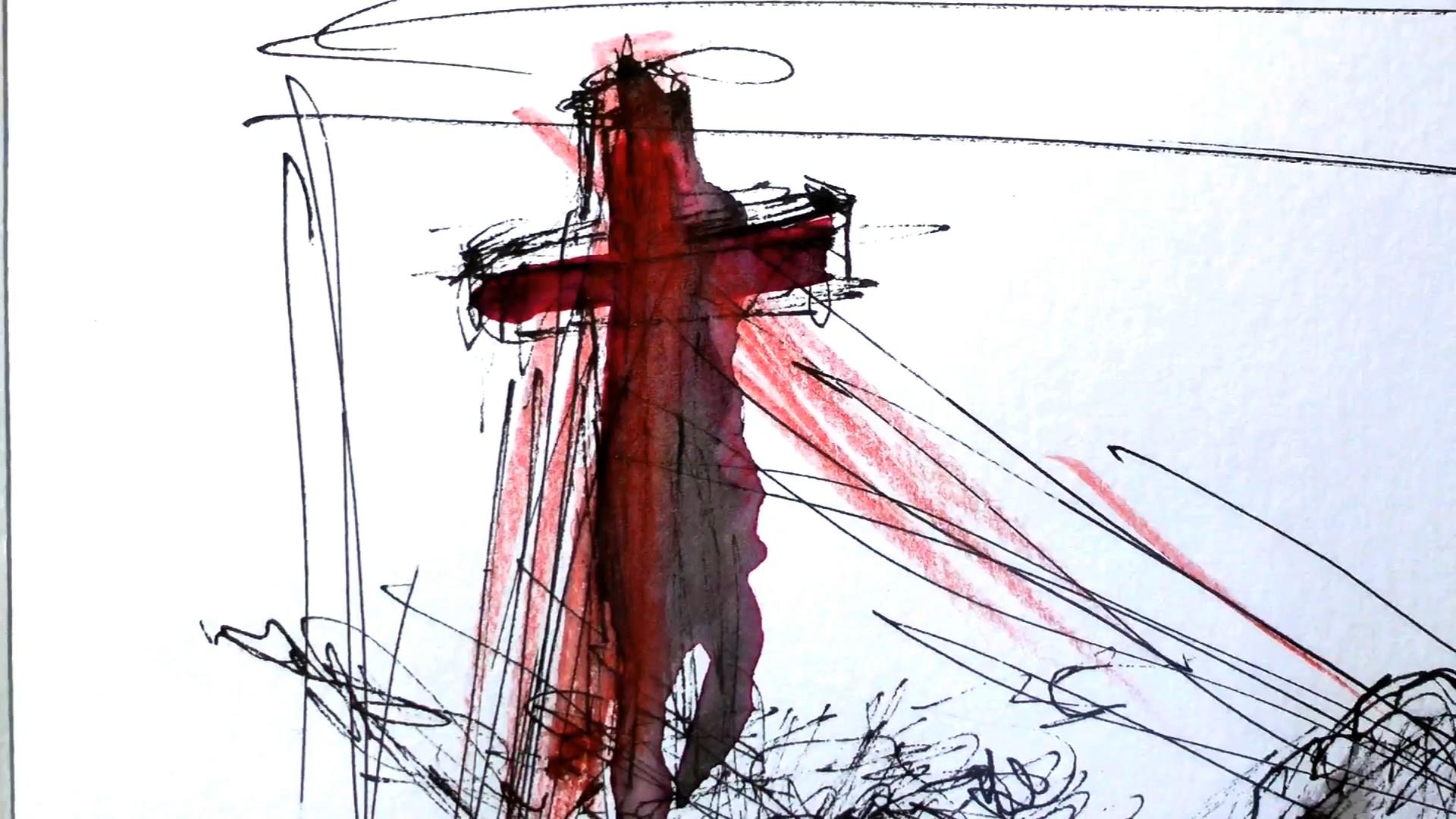 marlene tacniere chemin de croix cathedrale notre dame de la treille 3010