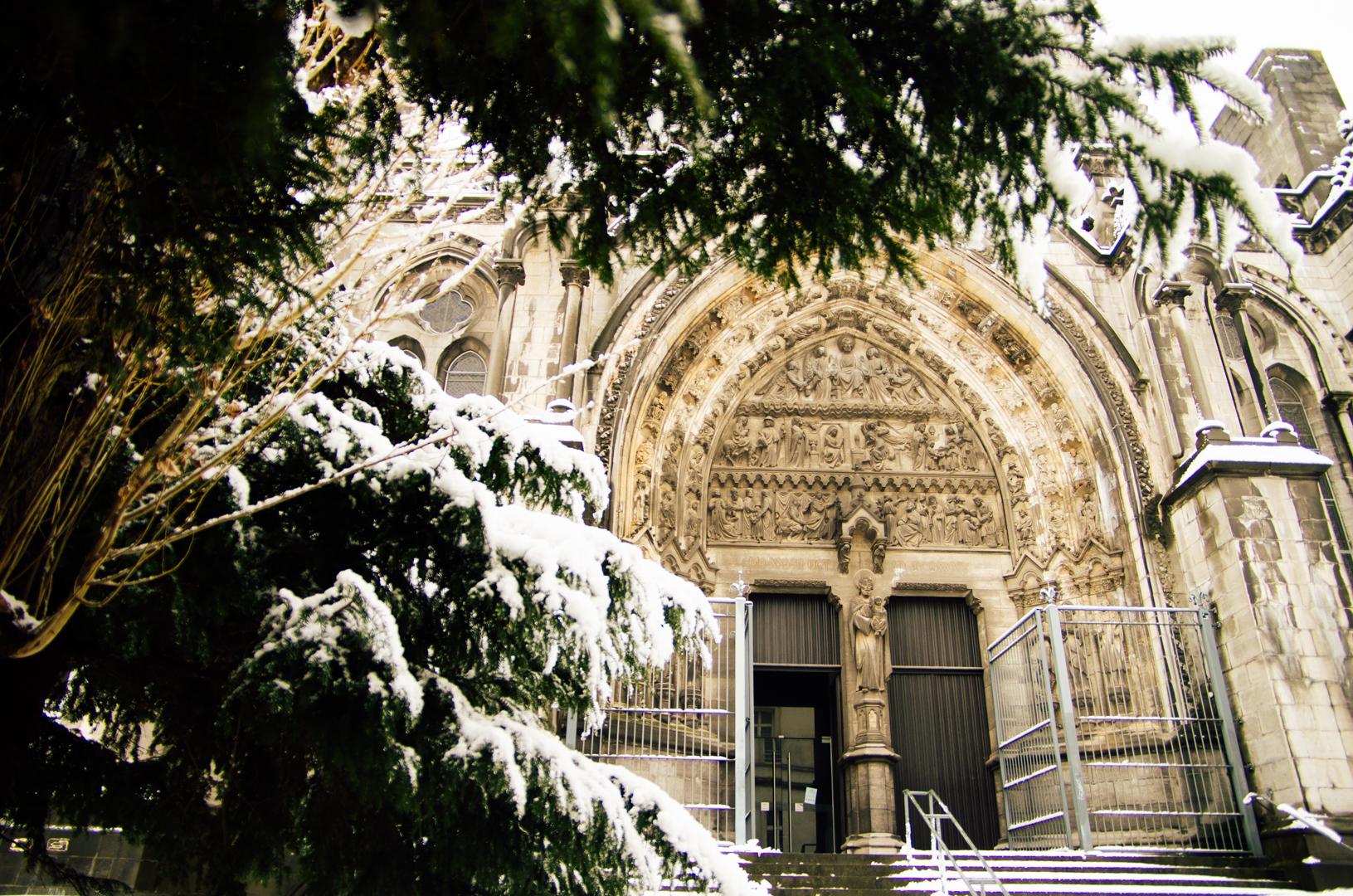 portail cathédrale notre dame de la treille lille 8751