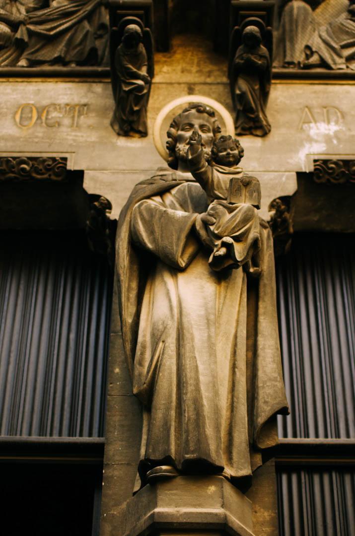 portail saint eubert cathédrale notre dame de la treille lille 6007