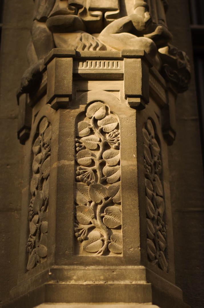 portail saint eubert cathédrale notre dame de la treille lille