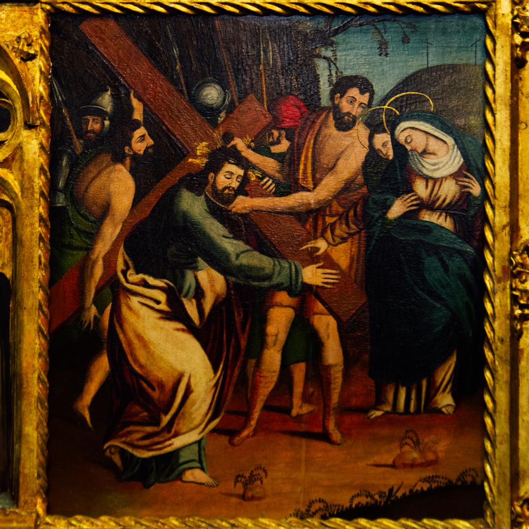retable du rosaire cathédrale notre dame de la treille lille 2535