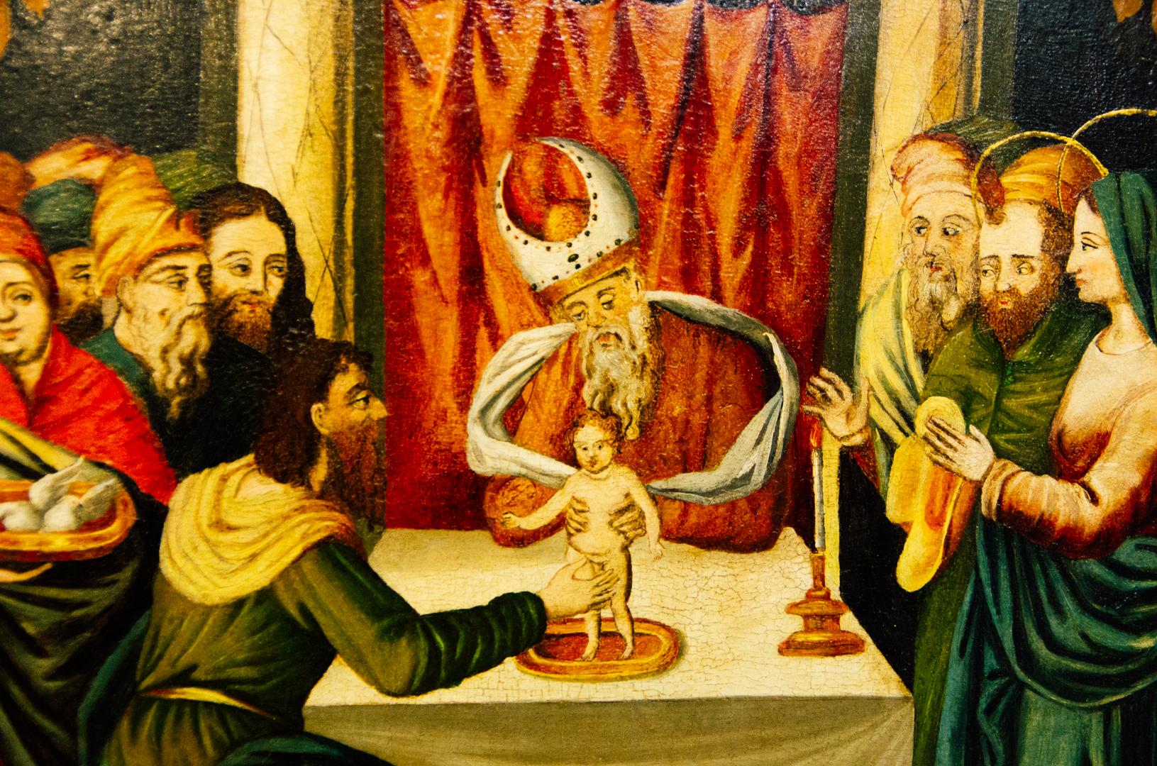 retable du rosaire cathédrale notre dame de la treille lille 2541