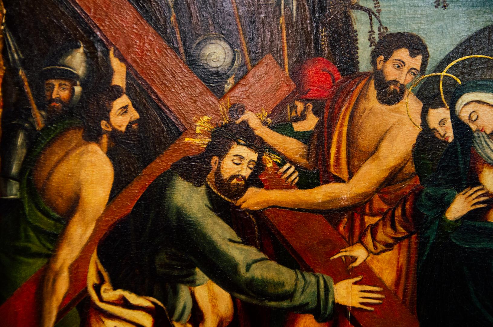 retable du rosaire cathédrale notre dame de la treille lille 2544