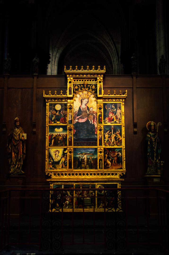 retable du rosaire cathédrale notre dame de la treille lille 2550