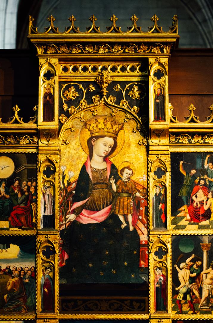 retable du rosaire cathédrale notre dame de la treille lille 2668