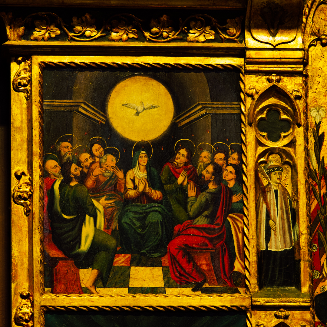 retable du rosaire cathédrale notre dame de la treille lille 3864