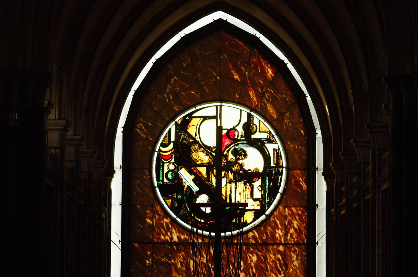 rosace kijno cathédrale notre dame de la treille lille 22383