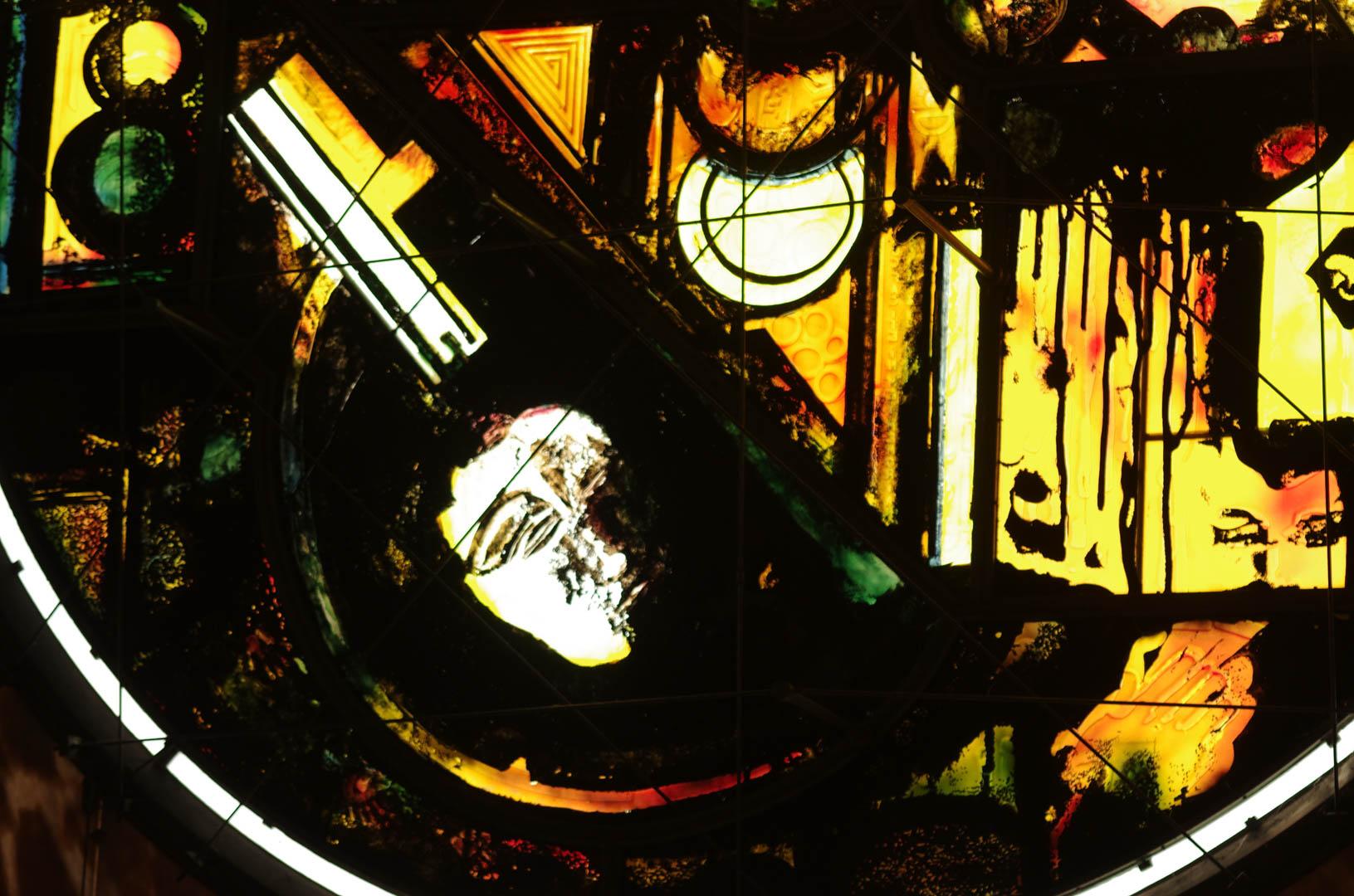 rosace kijno cathédrale notre dame de la treille lille 2390