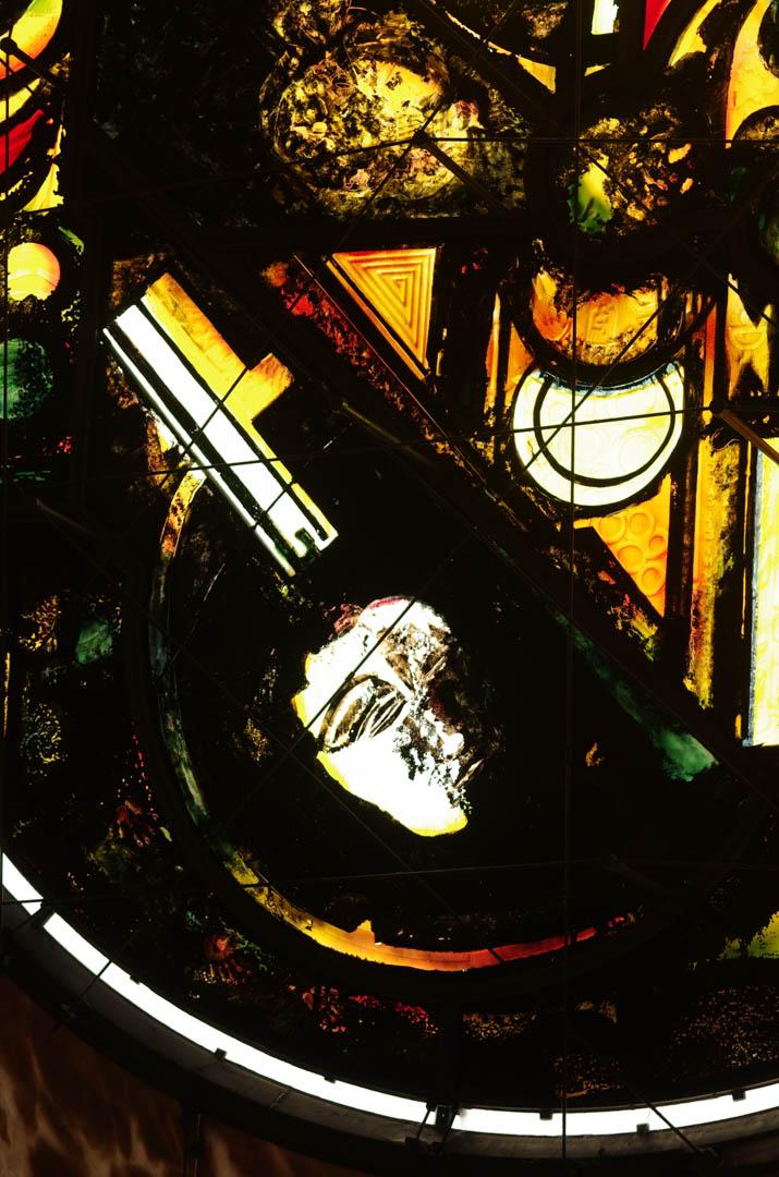 rosace kijno cathédrale notre dame de la treille lille 2393